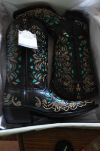 The new boots! Aren't they stunning :)