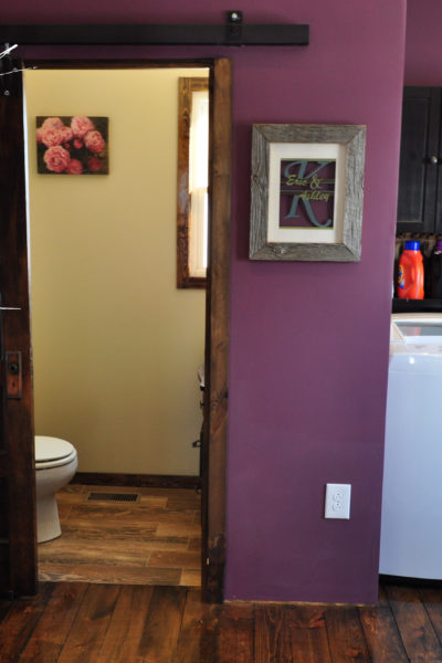 Small Bathroom Remodel with Big Character