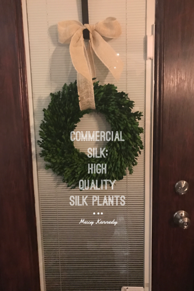 Commercial Silk: High Quality Silk Plants